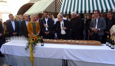 Teaserbild für den Artikel Das Städtle fest in Klosterhand