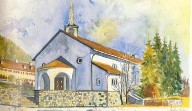Teaserbild für den Artikel Einladung zum Gottesdienst mit anschließendem Pfarrfest