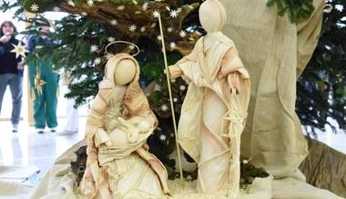 Teaserbild für den Artikel Gottesdienste zu Weihnachten / Neujahr
