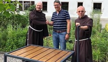 Teaserbild für den Artikel Krippentransportwagen fürs Franziskanerkloster