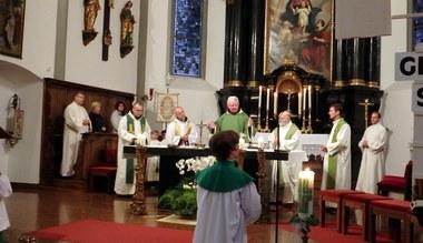 Teaserbild für den Artikel Verabschiedung von Moderator Pfarrer P. Adrian