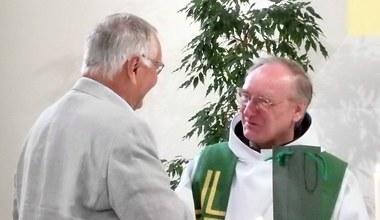 Teaserbild für den Artikel Verabschiedung von Pater Roman
