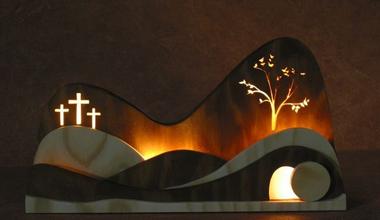 """Teaserbild für den Artikel """"Wer Ostern kennt, kann nicht verzweifeln."""" (D. Bonhoeffer)"""
