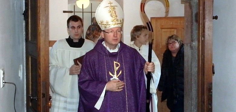 Heilige Pforte in Bludenz eröffnet