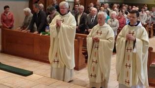 Vorschaubild 25 Jahre Franziskaner in Bludenz - Hohe Auszeichnung für Klostervater