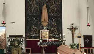 Vorschaubild Beerdigung von Pfarrer Josef (Pepino) Bersch