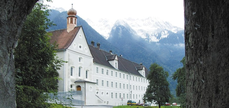 Fastenexerzitien im Kloster St. Peter Bludenz