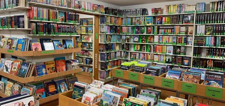 Bücherei Bürs - ein Paradies der Kinder und Jugendbücher