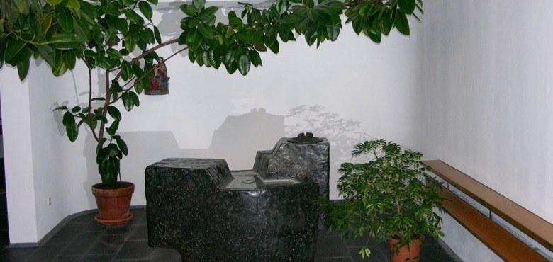 Taufe Katholische Kirche Im Lebensraum Bludenz