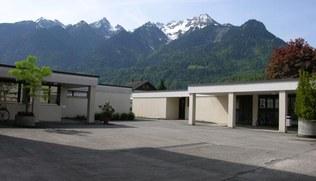 Vorschaubild Außenansicht der Friedenskirche