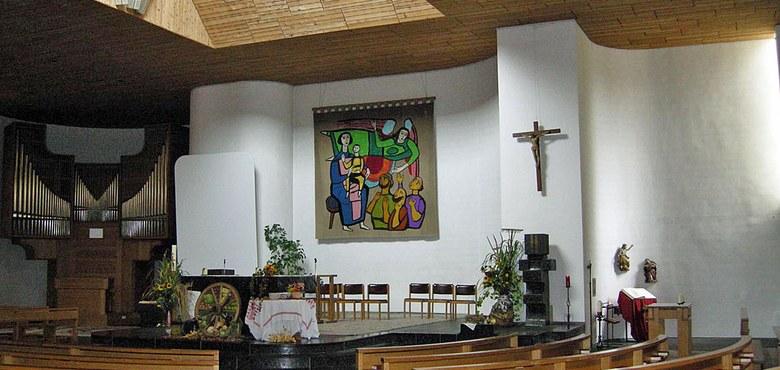 2. Fastensonntag - Hl. Messe in der Friedenskirche
