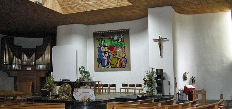 28. Sonntag im Jahreskreis - Hl. Messe in der FK