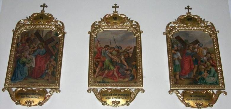 Kreuzwegandacht in der Martinskirche