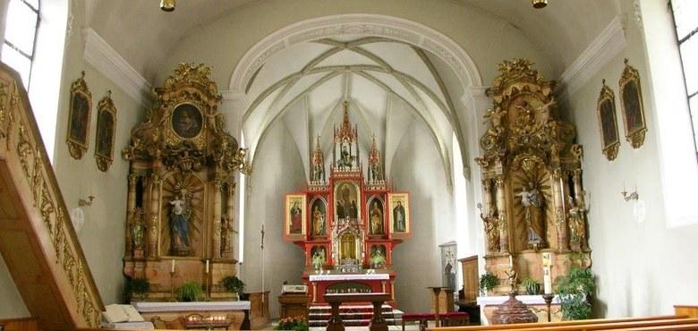 Maiandacht in der Martinskirche