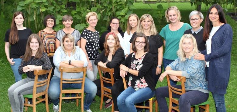 Neues Team - Neues Jahresthema im Kindergarten Don Bosco