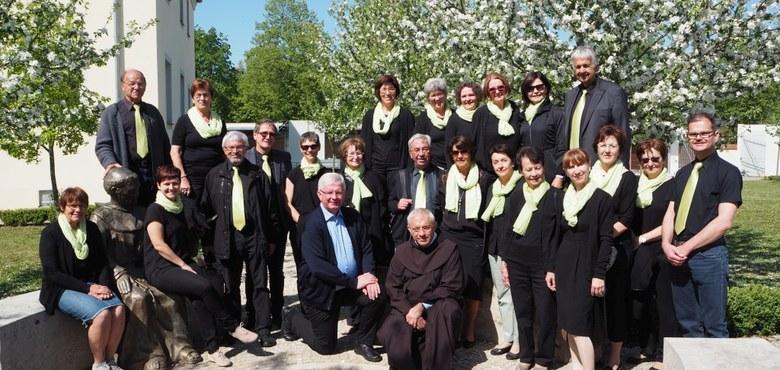 Kirchenchor Heilig Kreuz auf Sängersuche