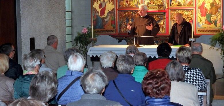 St. Antoniusbruderschaft Rungelin unterwegs