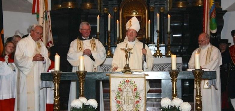 St. Laurentiuskirche – ein Leuchtturm Gottes im Seelsorgeraum Bludenz