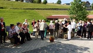 Vorschaubild Ausflug der Senioren von Heilig Kreuz rund um den Bodensee