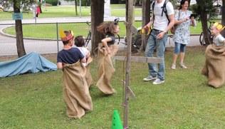 Vorschaubild Familienfest im Pfarrkindergarten Heilig Kreuz