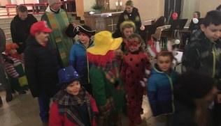 Vorschaubild Faschingsgottesdienst in der Pfarre Heilig Kreuz
