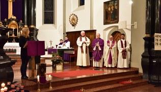 Vorschaubild Fastenpredigt mit Bischof Benno Elbs