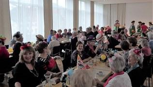 Vorschaubild Senioren feierten Fasching