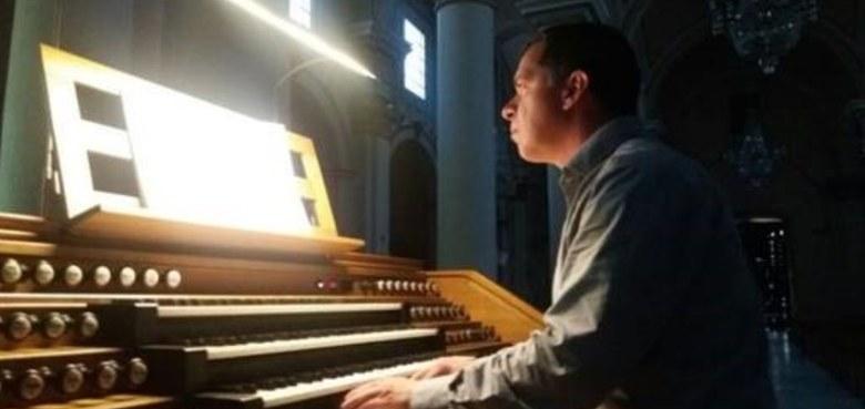 """Benefizkonzert """"Zwischentöne - Orgel trifft Mundart"""""""