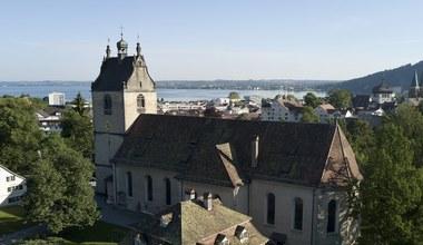 Tesaserbild für den Artikel Pfarrgeschichte von Bregenz