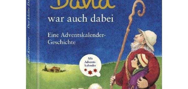 Buchtipp - Rolf Krenzer: Der kleine David war auch dabei