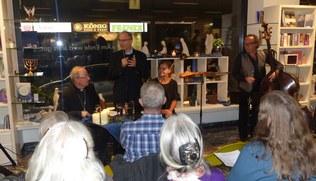 Vorschaubild Lesung mit Bischof Benno und Renate Bauer