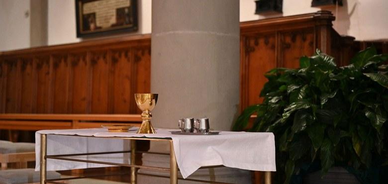 Gottesdienst feiern – ab 17. Mai