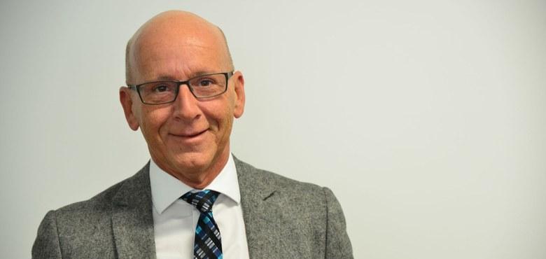 Manfred Fink wird neuer Moderator