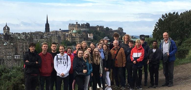 Ministrantenreise nach Edinburgh - Pfarren Herz Jesu und St. Gallus