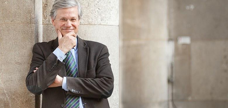 """""""Was uns frei macht"""" - Vortrag von Prof. DDr. Matthias Beck"""