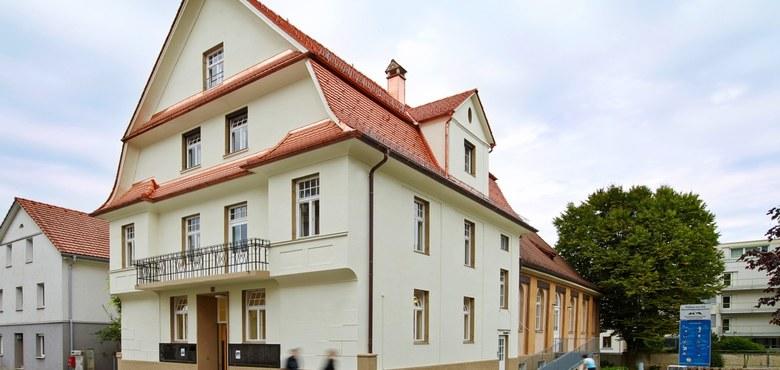 Das Austriahaus - unser Pfarrheim