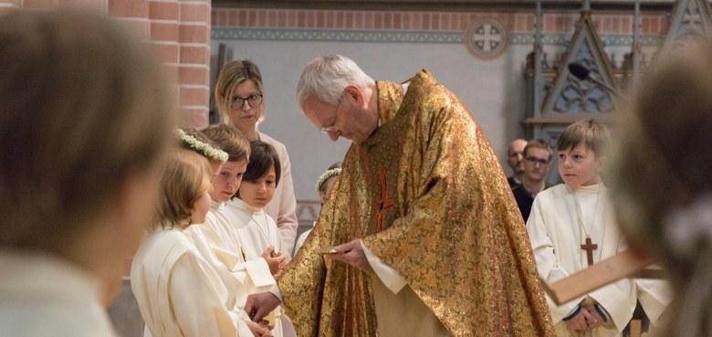 Pfarrer Arnold Feurle – 30 Jahre Pfarrer in Herz Jesu