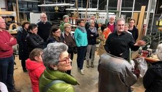 Vorschaubild 4. März 2020, Besichtigung Firma Rieger, Schwarzach