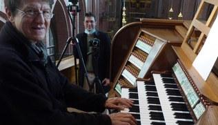 Vorschaubild Festkonzert zur Orgelweihe 15. November 2020