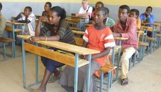 Vorschaubild Meja Lalo - Besuch unserer Schule in Äthiopien