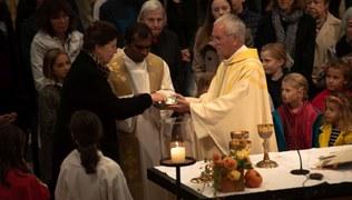 Vorschaubild Pfarrer Arnold Feurle – 30 Jahre Pfarrer in Herz Jesu