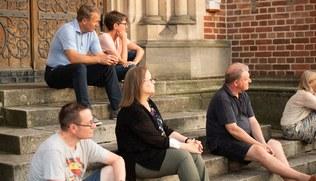 Vorschaubild Sommergespräch mit Äbtissin Dr. Hildegard Brem vom Kloster Gwiggen