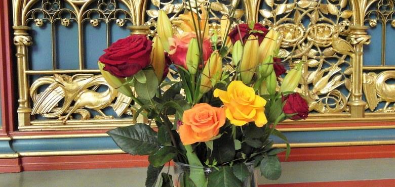 Mariä Himmelfahrt - Eucharistiefeier mit Kräuter- und Blumensegnung
