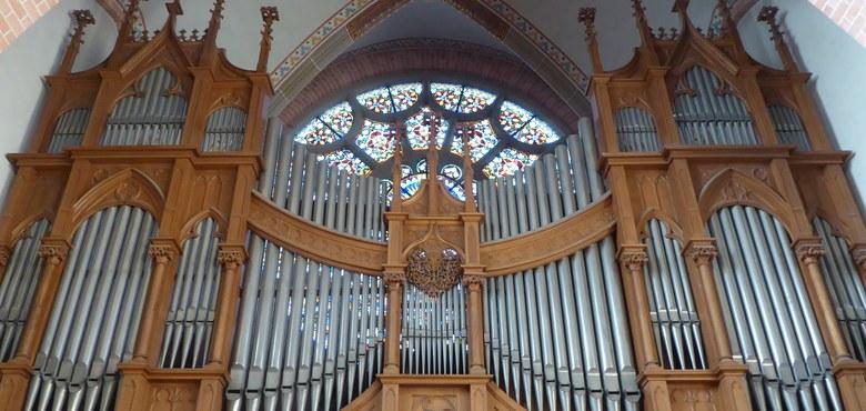 Orgelrenovierung 2020