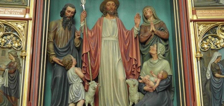 Karsamstag - Auferstehungsfeier