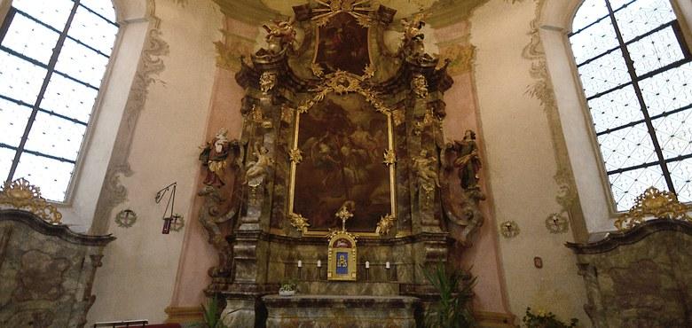 Maiandacht - Nepomukkapelle