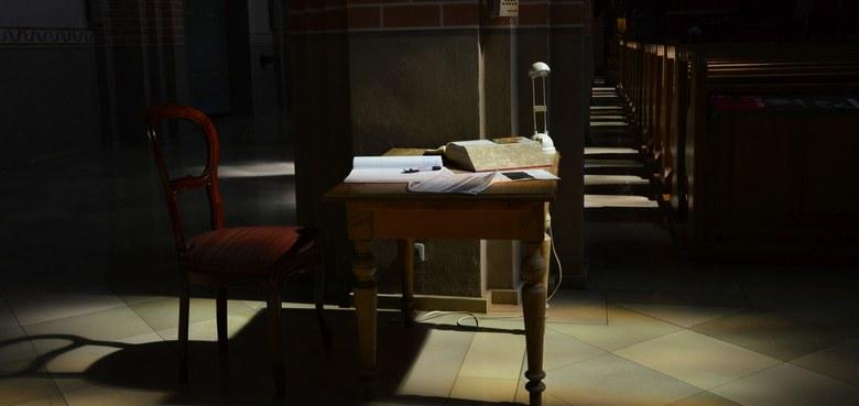 Sommerkirche - Lesung und Lieder mit Irene Nägele-Schwaiger