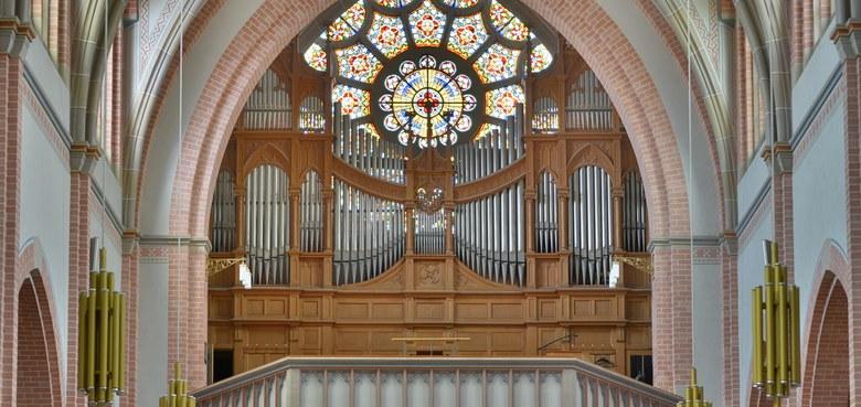 Vorstellung der historischen Behmann Orgel