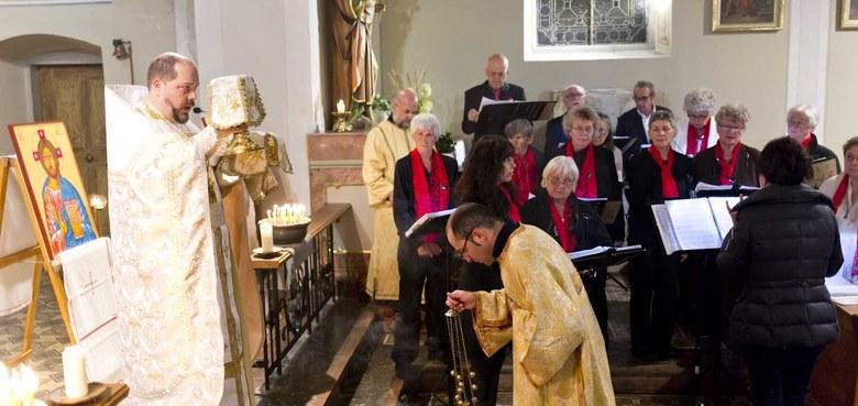 Liturgie der Vorgeweihten Gaben