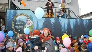 Vorschaubild  Kinderfest Mariahilf - Prinzenpaar Bregenz